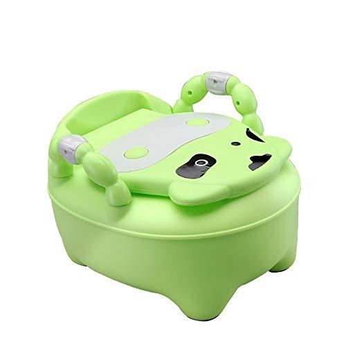 Gute Qualität Niño olla bebé inodoro para bebé entrenamiento urinario niño asiento asiento para niños asiento inodoro asiento para niños niños fáciles limpiar dibujos animados bebé orinal para niño y
