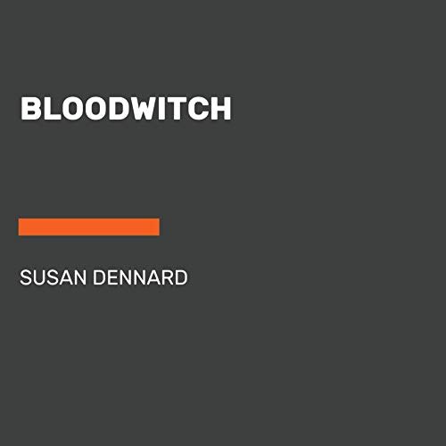 Bloodwitch audiobook cover art