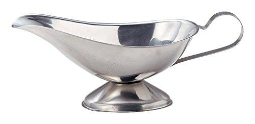 光洋陶器 ステンレス グレイビーボート 290ml S4500080