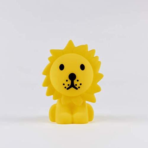 Mr Maria - Lion First Light Lampe 2.0 - 28cm - Ein kleiner Freund für Ihr kleines Wunder, Dimmbare & Aufladbare LED-Kinderlampe - Zum Mitnehmen in den Urlaub, Übernachtungen bei Freunden und Familie