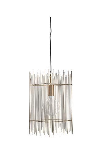 House Doctors lamp, Ace, Brass, 22x22 cm, h: 45 cm, E27, Max 40 W, 3,0 m kabel