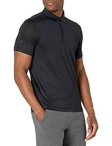 Peak Velocity Men's Tech-Stretch Short Sleeve Polo Only $11.80 (Retail $19.80)