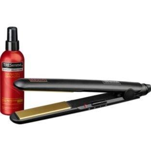 Tresemme 2066KU Keratin Smooth 230 - Alisador de pelo con spray de brillo (200 ml)