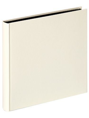 Walther Design FA-501-W Album Charm, PVC, Bianco, 30 x 4 x 30 cm