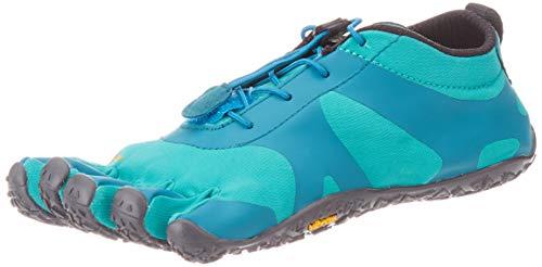 Vibram Damen V-Alpha Sneaker, Teal/Blue, 39 EU