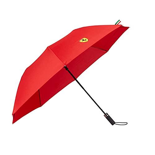 Ferrari - Colección oficial de Fórmula 1 Merchandise 2021 – Hombre y Mujer – Compact – Red – Talla única