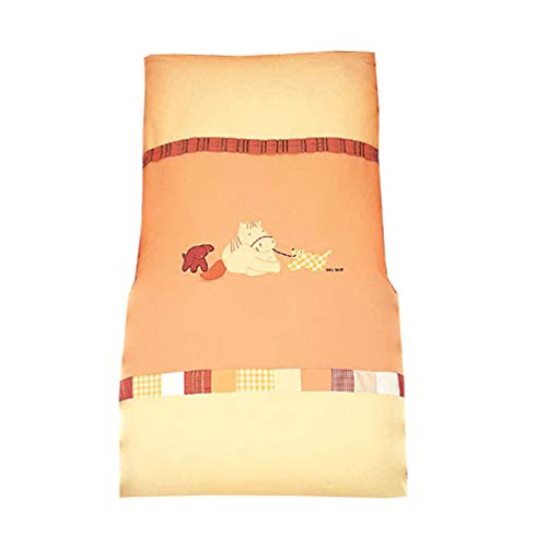 Picci 11 Lampo Parure de lit pour enfant Orange
