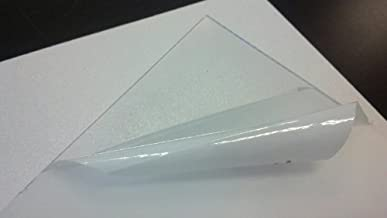 Lexan Sheet - Polycarbonate - .118