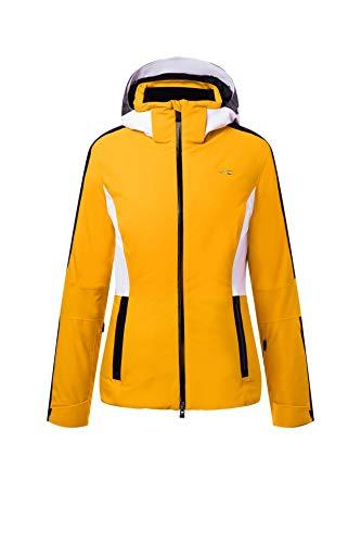 KJUS Damen Skijacke Formula Jacket gelb (510) 36