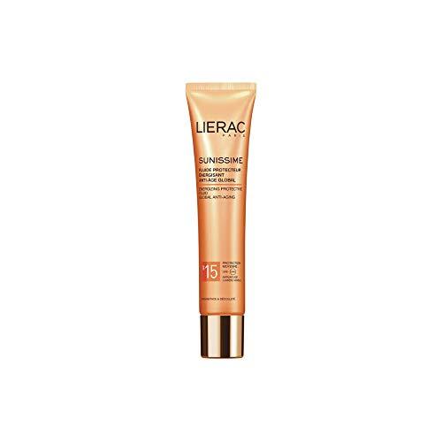 Lierac - Fluído protector revitalizante rostro spf15 sunissime