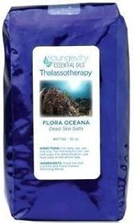 DEAD SEA FLORA OCEANA Essential OIl Bath Salts 32 OZ
