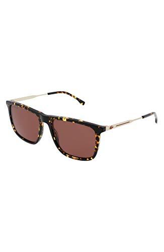 Lacoste L945s Gafas, Marrón Oscuro, One Size para Hombre