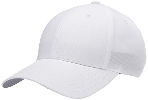 adidas Golf Performance Crestable Hat, White, OSF