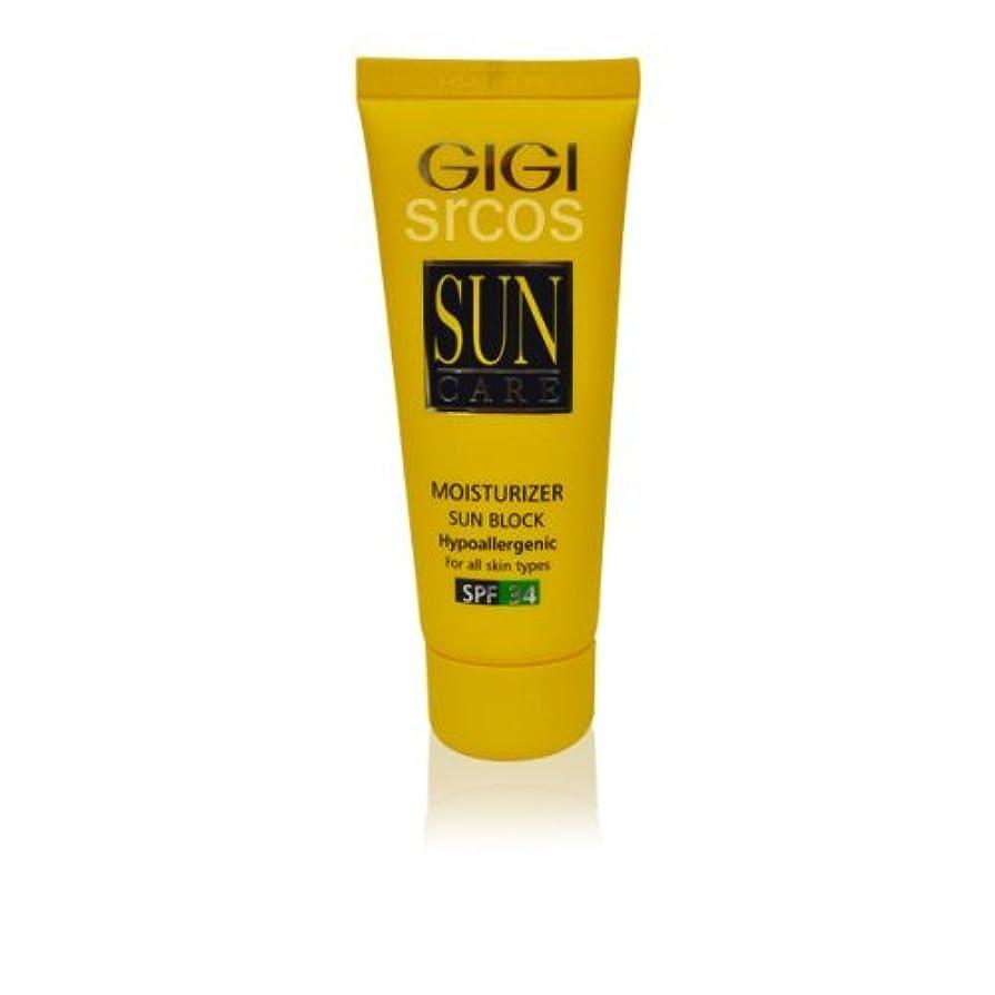 パンフレット静脈バングGIGI Sun Care UVA/UVB Sunscreen Lotion SPF 34 75ml 2.4fl.oz