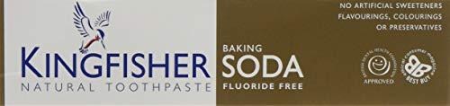 Kingfisher 100 ml Baking Soda Toothpaste - 3-Pack