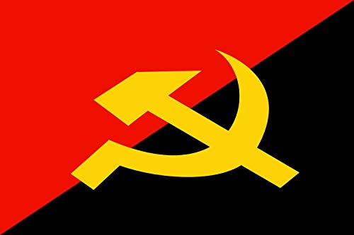 magFlags Flagge: Large Devrimci Karargâh   Devrimci Karargâh, seen Fighting in Rojava   Alaya Devrimci Karargâh   Querformat Fahne   1.35m²   90x150cm » Fahne 100% Made