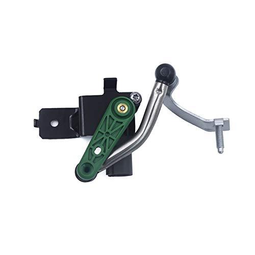 GESSIE WZ02 3C0412522B Movimiento Rihgt + Sensor de nivelación de faros delanteros izquierdo para VW Passat CC EOS AUDI Q3 SEAT Alhambra 2008-2019 3C0412521B CH0408 (color: izquierda)
