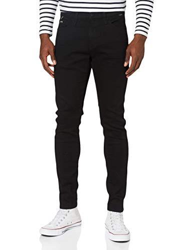 Mavi Herren James Jeans, Used Black Ultra Move, 33W / 34L