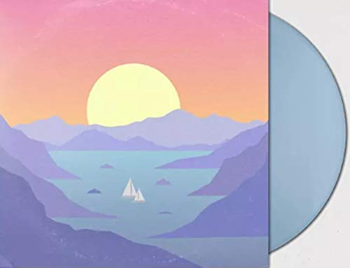 Horizons - Exclusive Limited Edition Blue Colored Vinyl LP (Only 2000 Copies Pressed Worldwide)