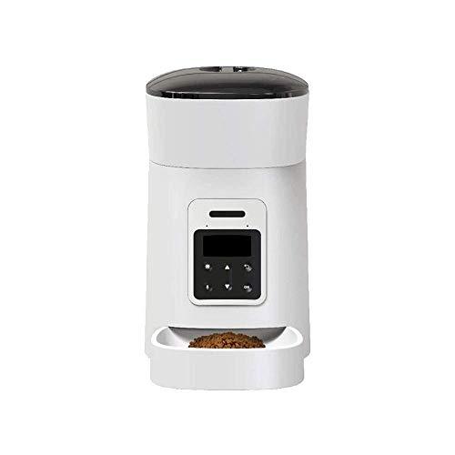 Alimentatore automatico dell'animale domestico Dispenser alimentare for gatti, cani, piccoli animali - Caratteristiche Allarmi