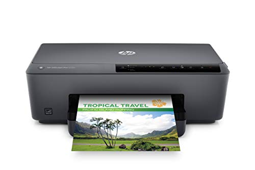 HP OfficeJet Pro 6230 Wireless Printer, Works with Alexa (E3E03A)