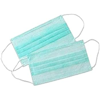 Coolboss Anti Pollution Disposable Surgical Face Mask (100 Pack) with Earloop