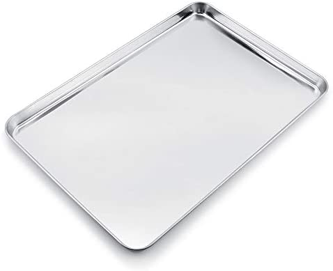 Top 10 Best stainless steel baking tray Reviews