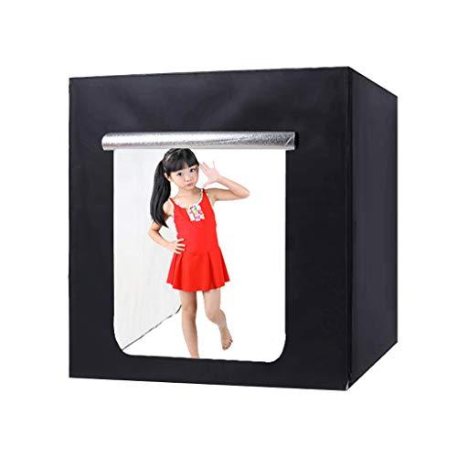 SXY-softboxen 100 cm dimmen LED Studio Set 1 M klein product Shoot Studio Foto vullen licht zacht licht