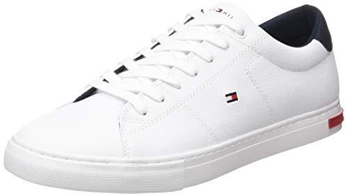Tommy Hilfiger Herren Jay 16A Sneaker, Weiß, 43 EU