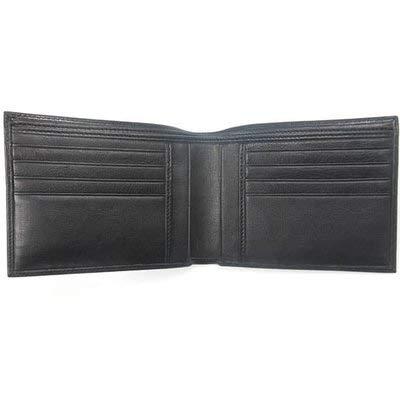 ARMANICOLLEZIONI『レザー二つ折り財布(ac10-0010-3202-a8)』