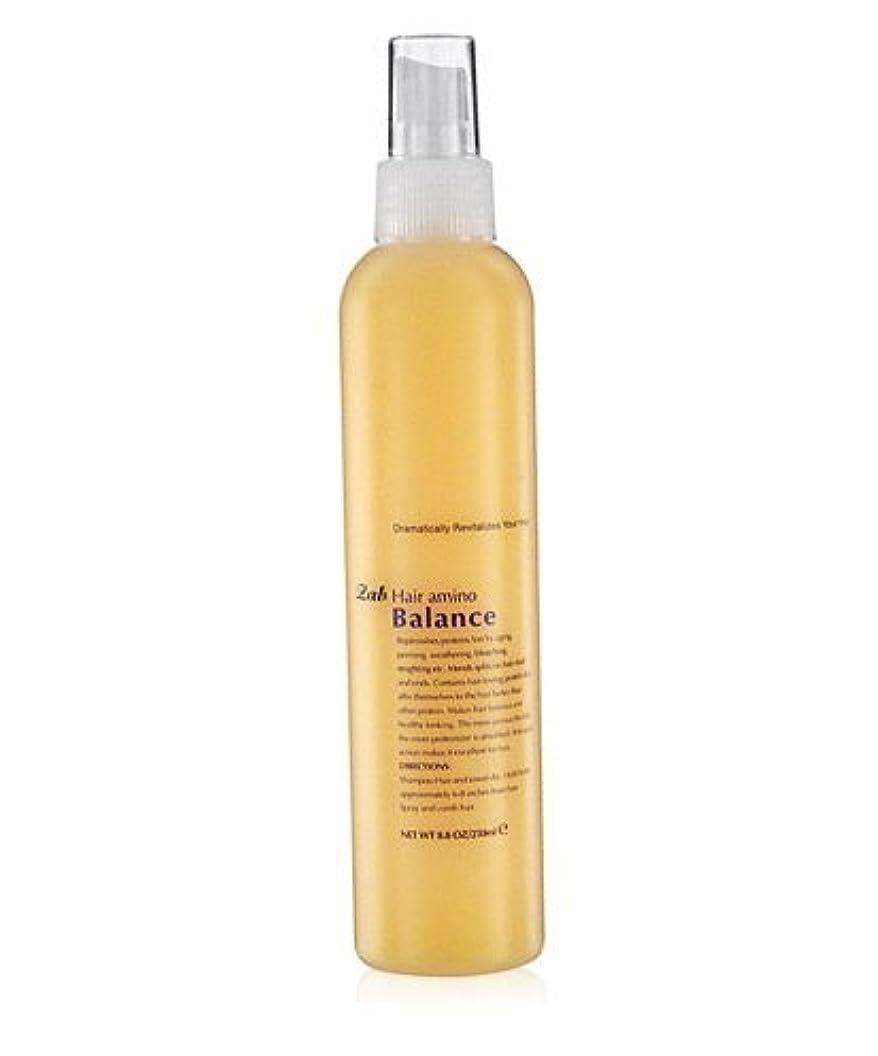 鼻修道院確実[MONALIZA/モナリザ] zab Hair Amino Balance 250ml/ジャブヘアアミノバランス(海外直送品)