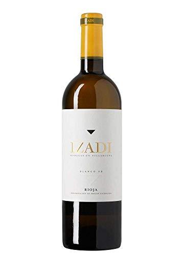 Izadi Izadi Vino barrica blanco - 3 botellas x 250 ml - Total: 2250 ml