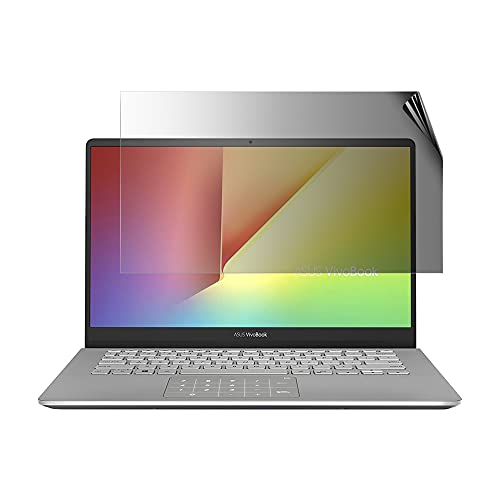Celicious Film Protector de Pantalla Privacy bidireccional antiespionaje Compatible con ASUS VivoBook S14 S430FA