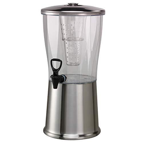 water dispenser with infuser - 2