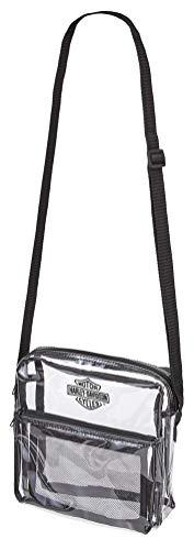 HARLEY-DAVIDSON Security Messenger Bag, farblos (Transparent) - 99662-CLEAR