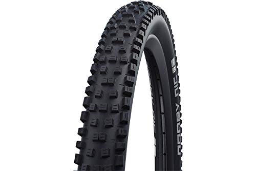 Schwalbe Unisex– Erwachsene Reifen Nobby NIC HS602, schwarz, 29 Zoll