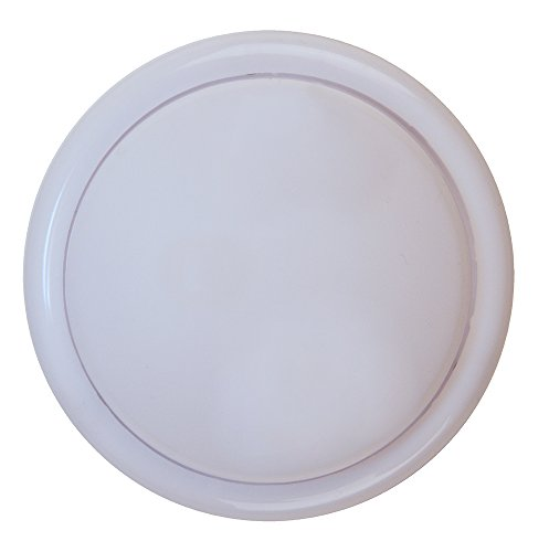 Meridian Electric 11141 11073000865 LED night light, Round, White, 4