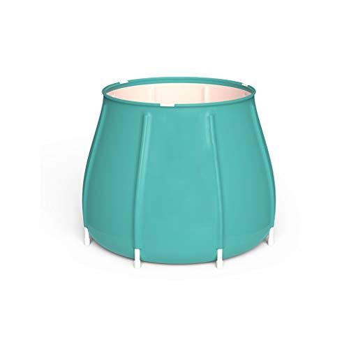 Bañera Para Adultos, de Plásticoy Portatil Plegable Bañera de Barril Del Baño de Tina de Baño de Adultos Bañera Cubo de Plástico Grueso