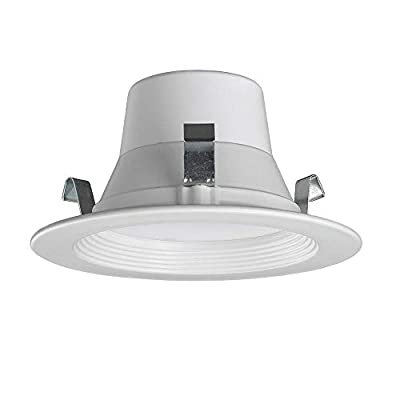 CE Bluetooth 4 in. 2700K-5000K White Dimmable LED Recessed Trim with Color Temperature Tunable Feature