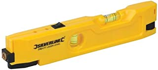 Mini Laser Level 210mm Handy Laser Level with Projection Range of up to 30m and fine Adjustable Level Wheel. Can be Set to...