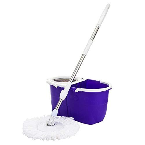 Magica Mop draaiwiel voor het reinigen van de bodem voor het reinigen van de vloer voor het reinigen van het huis van vloeren en tegels van roterend hout