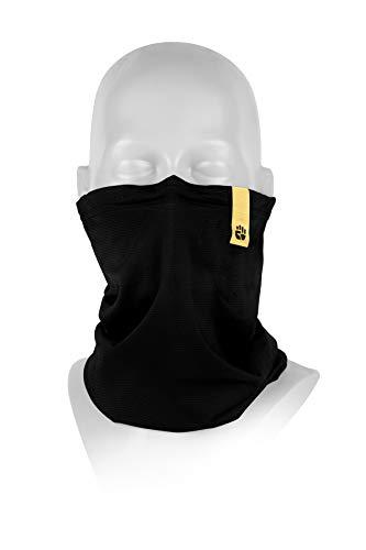 RESPILON® R-Mask Light Unisex hocheffektive Schutzmaske | Mundschutz und Nasenschutz Face Mask | Nanofasermembran garantiert 99,9% Staubschutz| waschbare und Wiederverwendbare Gesichtsmaske | 1 Stück