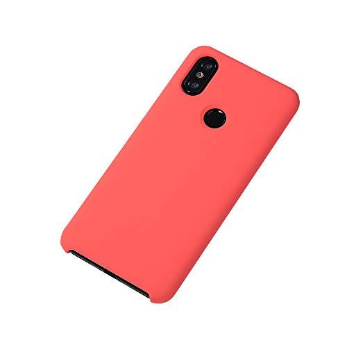 Teryei per Xiaomi Mi Mix 2S Custodia Silicone Liquido Cover Colore Multiplo Caso Ultra Sottile Cassa per Xiaomi Mi Mix 2S (2, Xiaomi Mi Mix 2S)