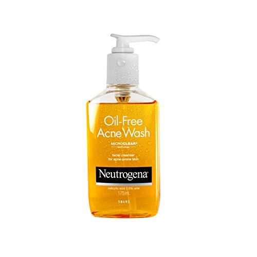 neutrogena limpiador facial acne fabricante Neutrogena