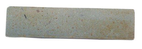 Slijpsteen Set Grindstone Whetting Stone Elliptische vorm, fijne lengte ca. 13 CM