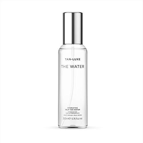 Tan Luxe The Water Fake Tan Water, Light (200 ml) Selbstbräunungswasser, tierversuchsfrei & vegan
