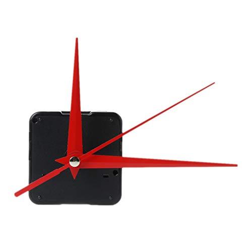 niumanery DIY Quartz Clock Movement Mechanism Hands Wall Repair Tools Parts Silent Kit Set 62#