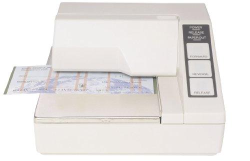 Epson TM U 295 - Impresora Matricial Blanco y Negro