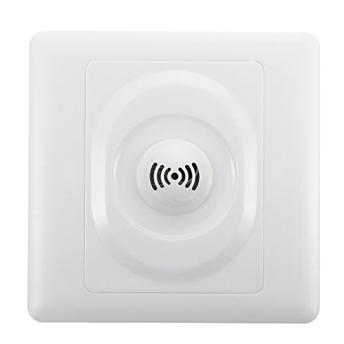 MASUNN Mit 250 V Wall Mount Voice Light Sensor Switch Sound & Light Gesteuerter Delay Schalter