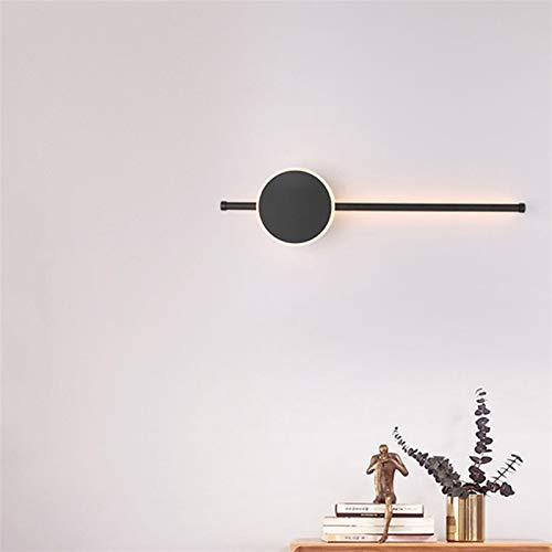 JINKEBIN Lámpara de Pared Creative Design lámpara de Pared de renovación de la casa Luz de Noche Corredor Ailse Antecedentes del Aplique del Accesorio de iluminación de 40 cm